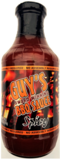 Guys Award Winning BBQ Sauce Spicy