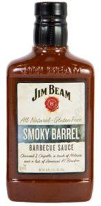 Jim Beam Smoky Barrel
