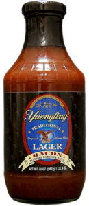 Yuengling Barbecue Sauce Bacon