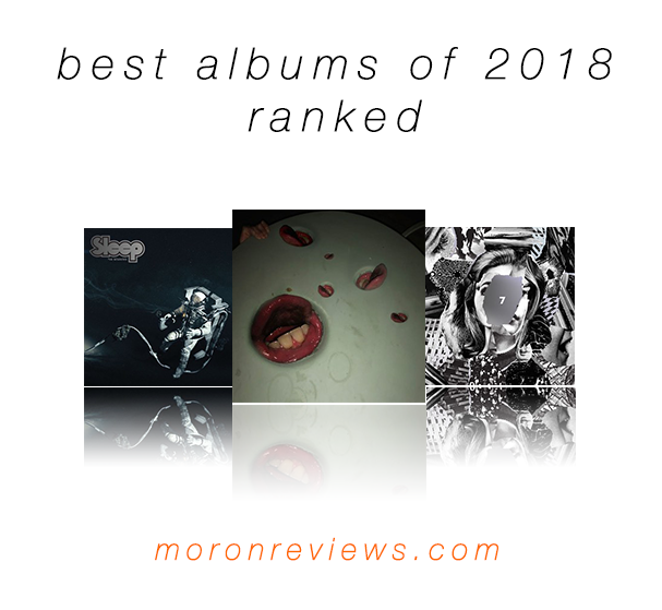 Best Albums of 2019 | Moron Reviews