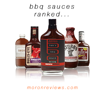 Best Bbq Sauces Ranked Moron Reviews
